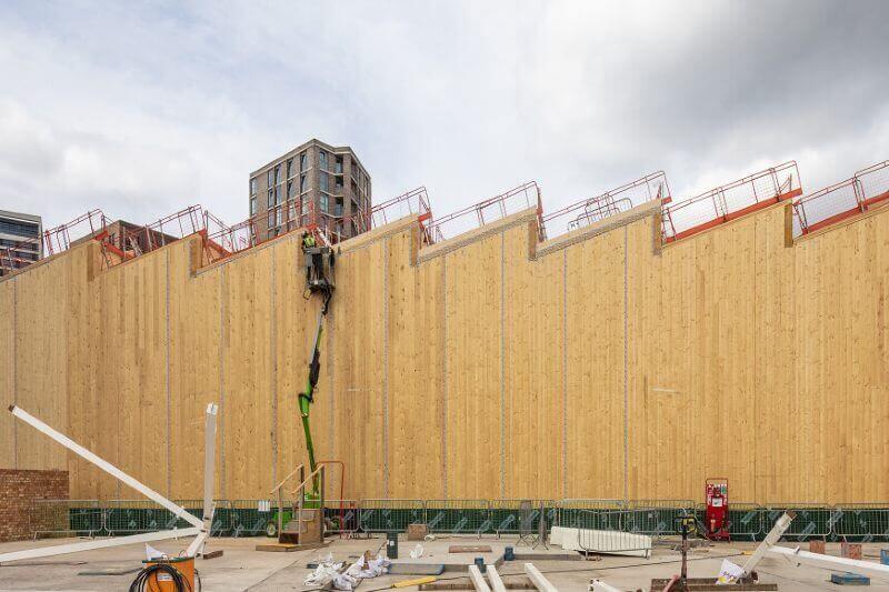 Arquitectura sostenible en Londres