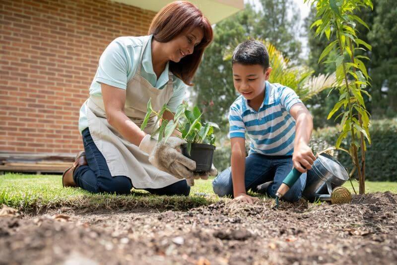 Educación ambiental para nuestros hijos