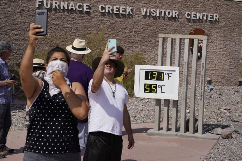 Emergencia eléctrica en California por ola de calor extrema