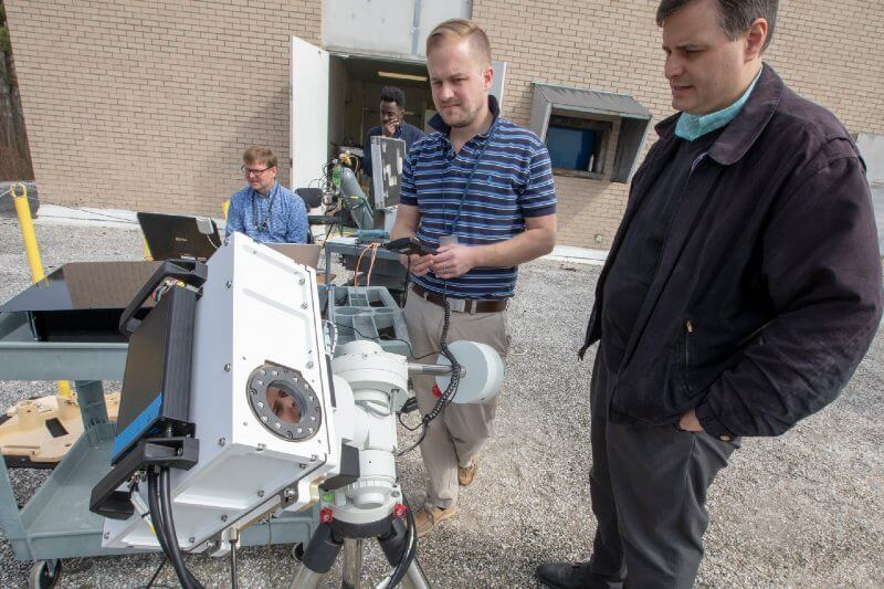 NASA prueba prototipo para monitorear la capa de ozono
