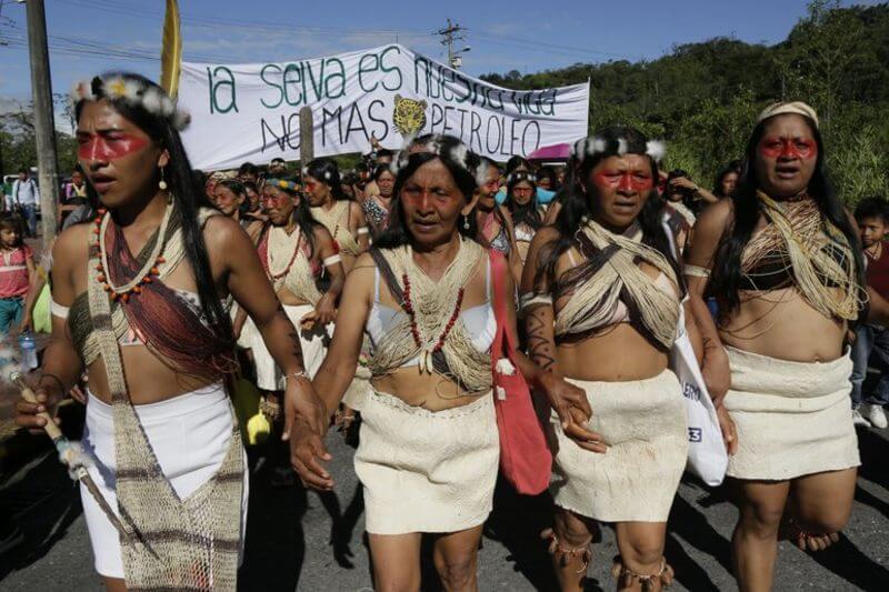 Otorgarle tierras a los pueblos indígenas detiene la deforestación
