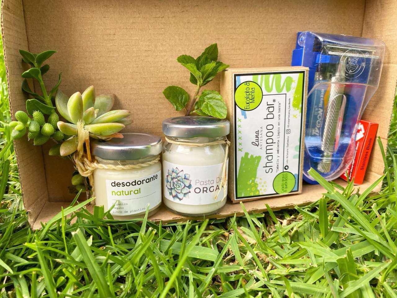 Productos disponibles en Organicum - Foto por Organicum