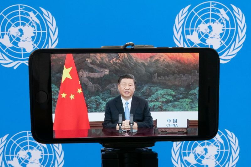China anuncia que será carbono neutro