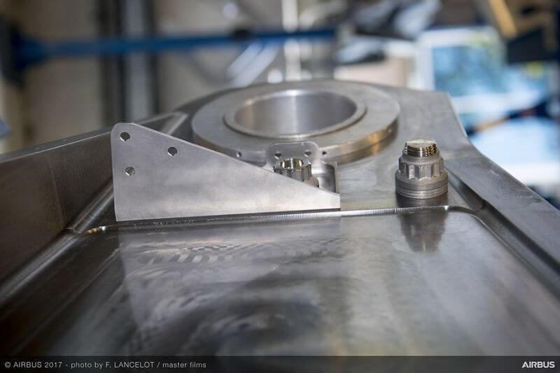 Descarbonización de la aviación con impresión 3D