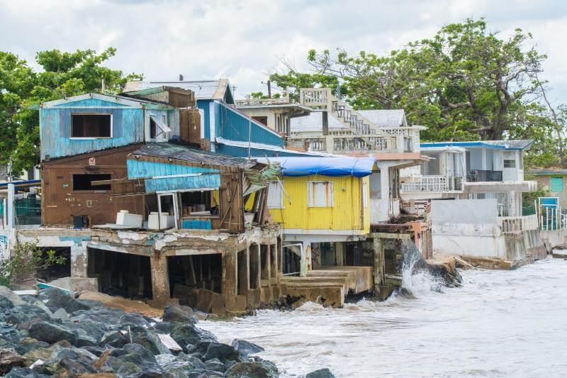 Huracanes más fuertes mientras más se calienta el clima