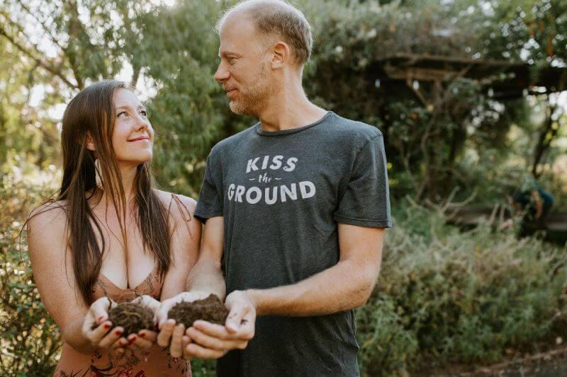 Kiss the Grouend: agricultura regenerativa