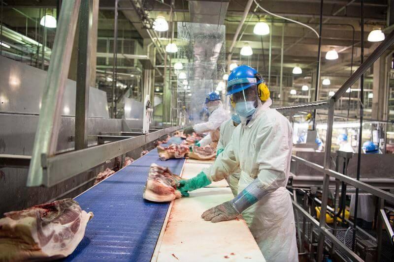 Productor de carne de cerdo más grande presenta plan para reducir emisiones