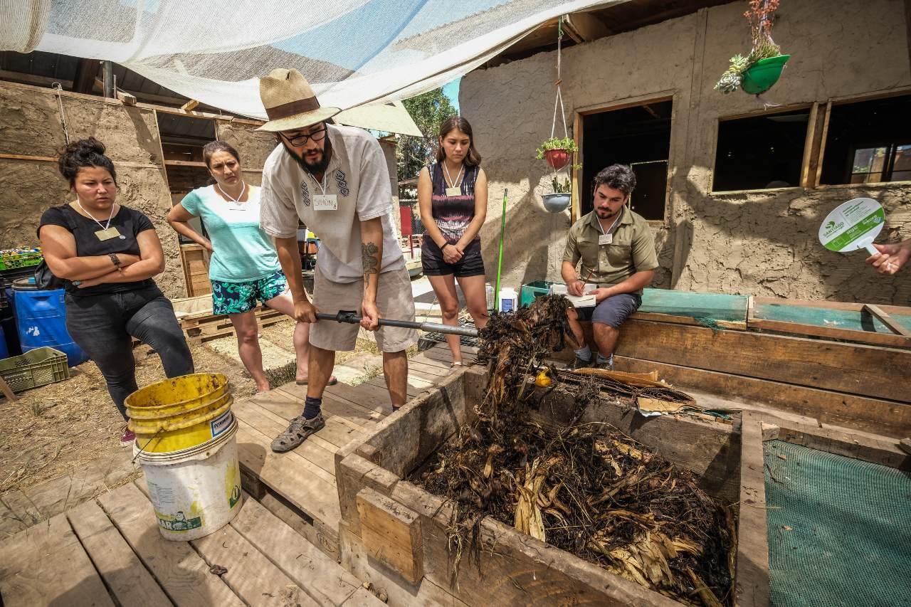 Actividades sustentables - Foto por Mingako