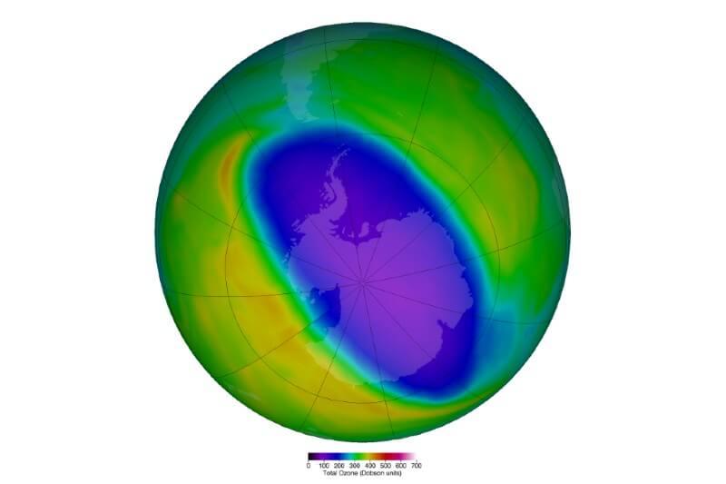 Agujero de ozono continúa creciendo