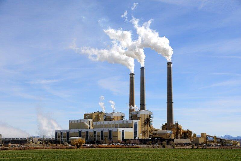 Cierre del 60% de plantas de carbón en USA