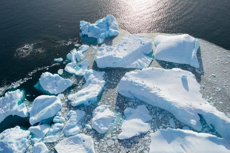 Groenlandia se derretirá a una velocidad extrema para 2100
