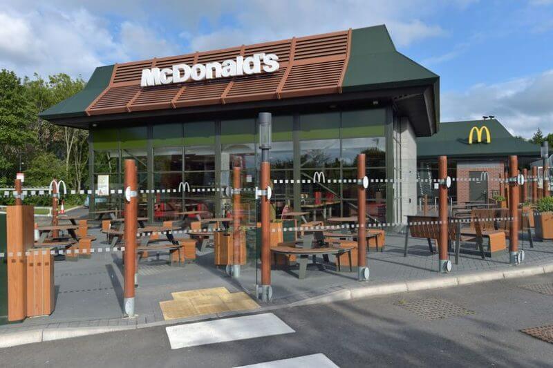 McDonalds en contra de la deforestación