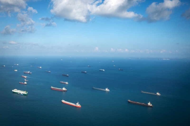 Naciones marítimas no presentan compromisos climáticos - - Foto por taikrixel/Gettyimages