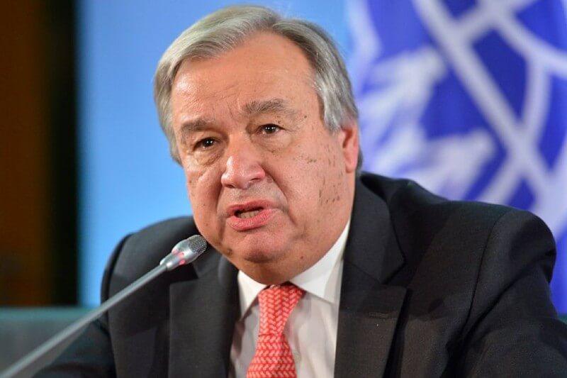 ONU anuncia cumbre climática en diciembre