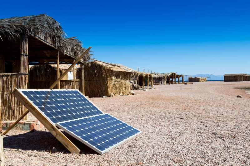 Pandemia frena progreso de energía solar en países pobres