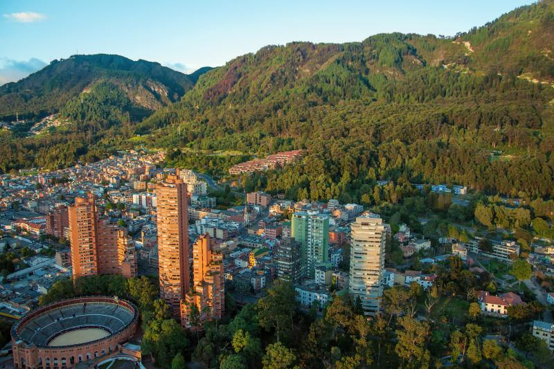 Bogotá se declara en estado de emergencia climática