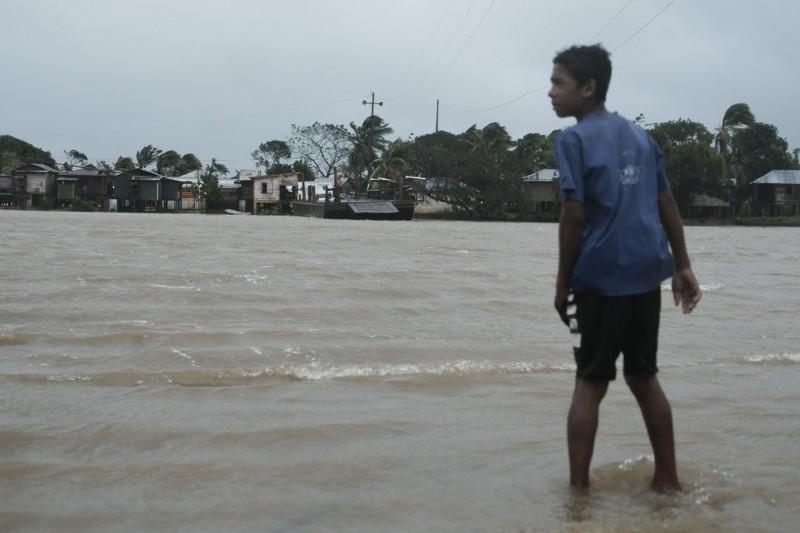 Centroamérica y el Caribe son los más vulnerables a huracanes y tormentas