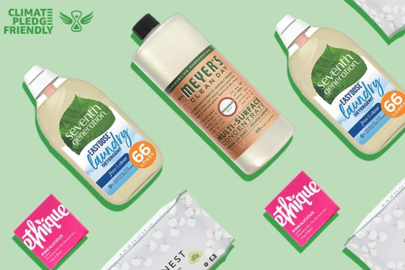 Amazon lanza programa para identificar productos sostenibles