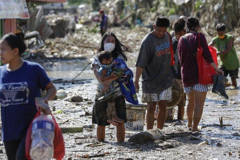 Desastres climáticos dejan 410 mil muertos en la última década