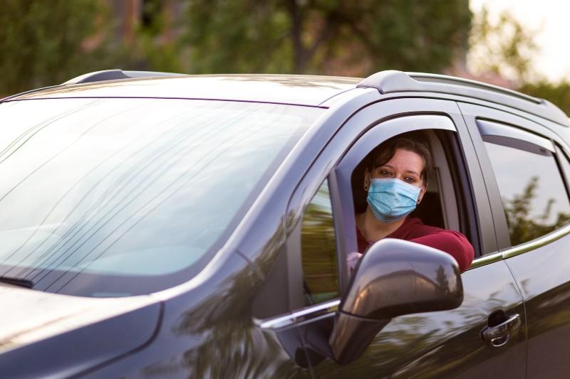 Gente planea conducir más después de la pandemia