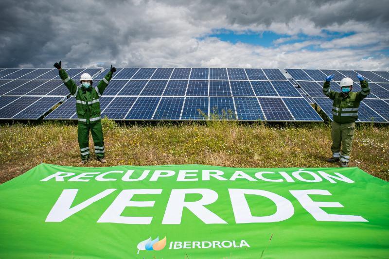 Iberdrola invertirá millones en revolución energética