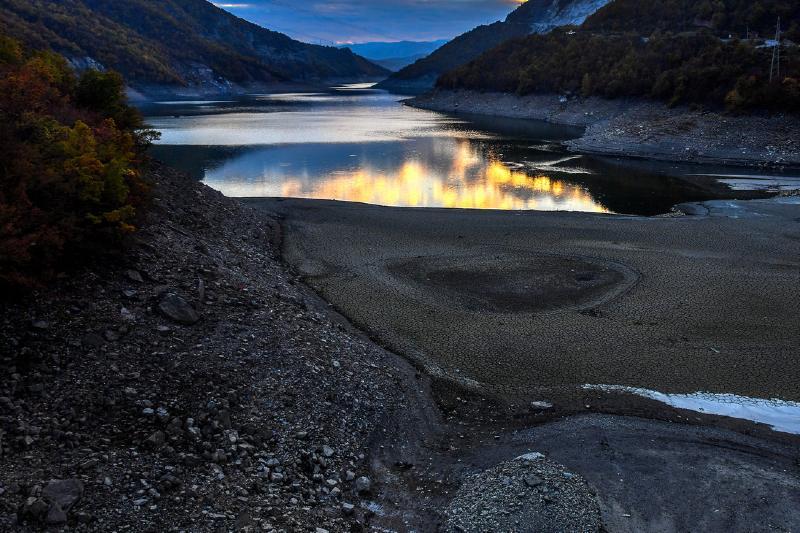Sequía en Macedonia dificulta a las hidroeléctricas