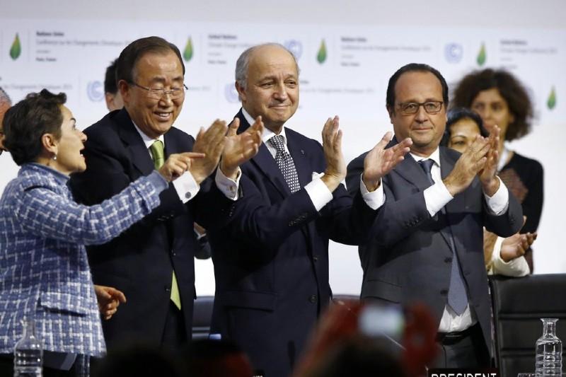 Cinco años después del Acuerdo de parís