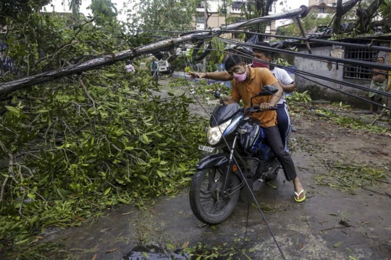Desastres climáticos alcanzan récord en Asia-Pacífico