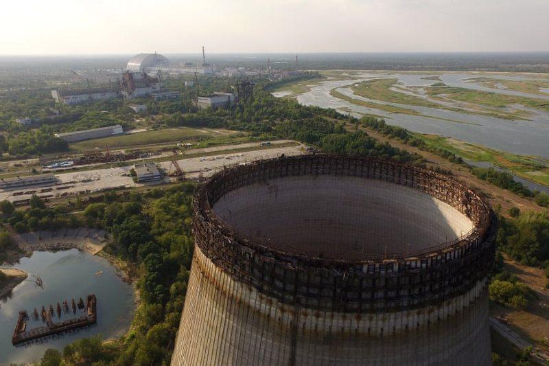 Dragado de río en Chernobyl puede aumentar la contaminación nuclear