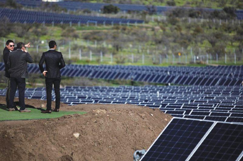 EU y Chile discuten sobre el hidrógeno verde