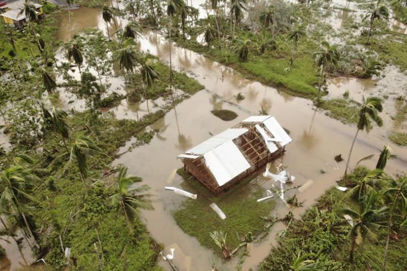 Fiyi en estado de emergencia por el ciclón Yasa