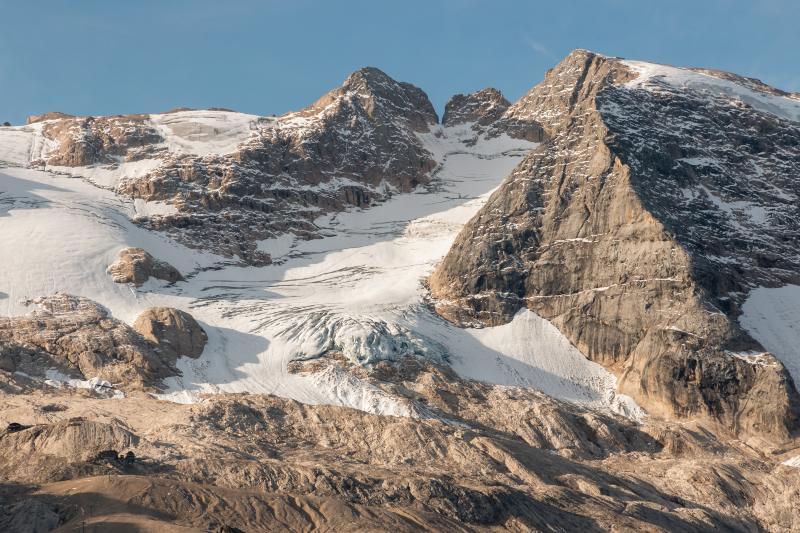 Glaciares andinos se han derretido un 60% en 150 años
