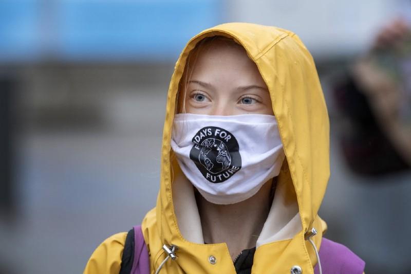 Greta Thunberg dona 500 mil euros a organizaciones ambientales