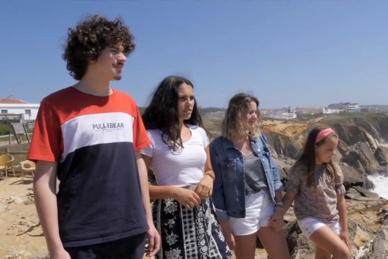 Jóvenes portugueses demandan a 33 países de inacción climática