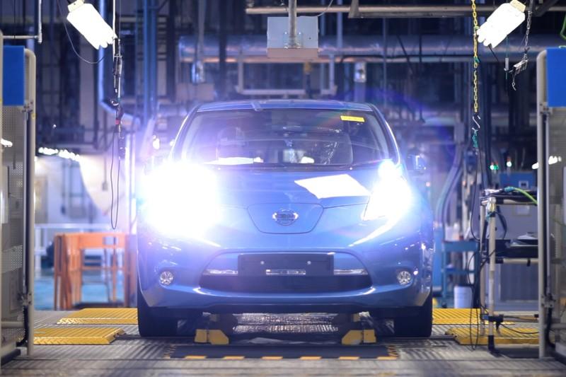Nissan se encuentra en el punto de inflexión hacia la electrificación de vehículos