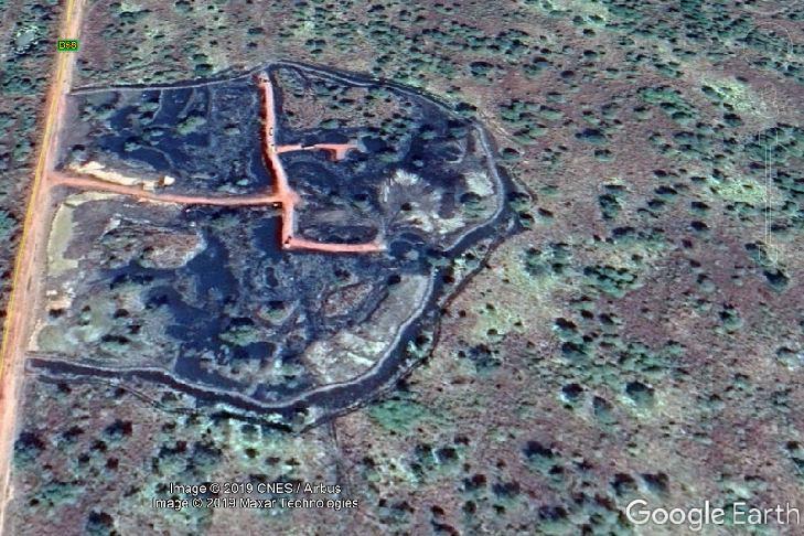 Facebook y Google Earth investigan delitos ambientales en el Medio Oriente