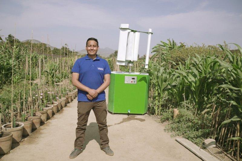Yawa: tecnología sostenible para el acceso al agua