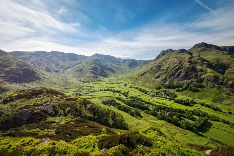 Montañas de Reino Unido podrían usarse como fuente de energía