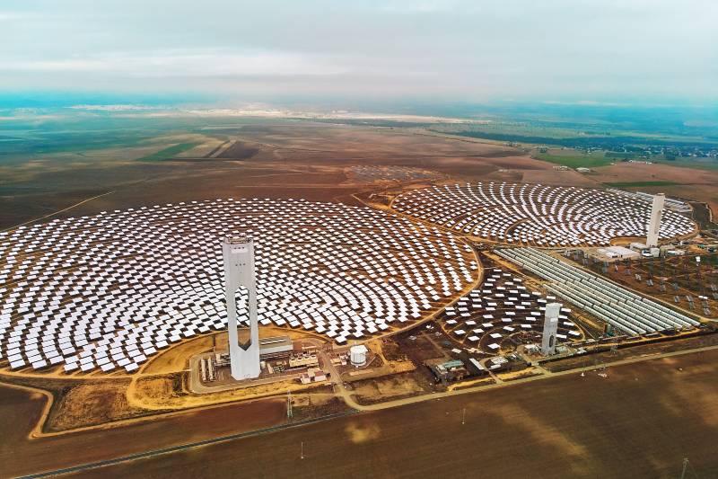Energías renovables superan a los combustibles fósiles en la Unión Europea