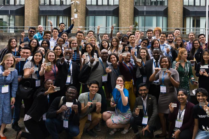 Global Youth Energy Outlook busca reunir las voces de todos los jóvenes del mundo