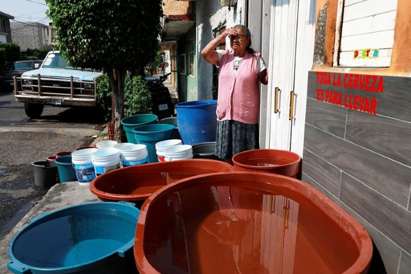 La escasez de agua se complica cada vez más en Latinoamérica