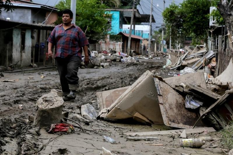 Países más pobres pagan las consecuencias del cambio climático