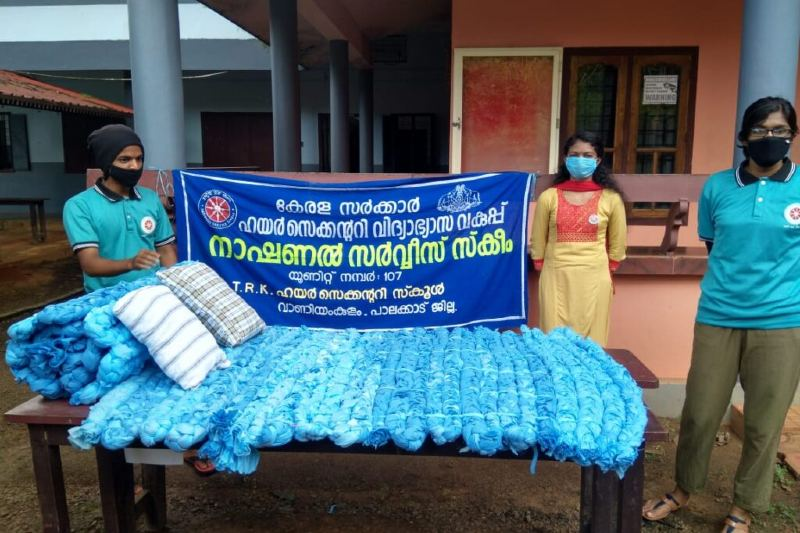 Proyecto de India reusa los desechos de EPP para hacer colchones