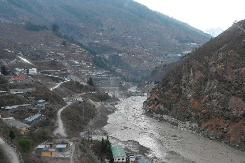 Cambio climático culpable del deslizamiento de tierra en India