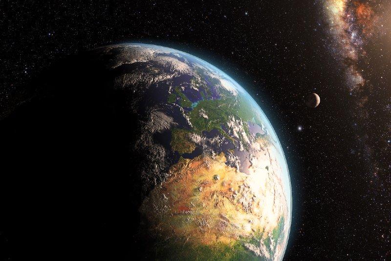 ¿Cuánta superficie de la Tierra ocupa cada país?