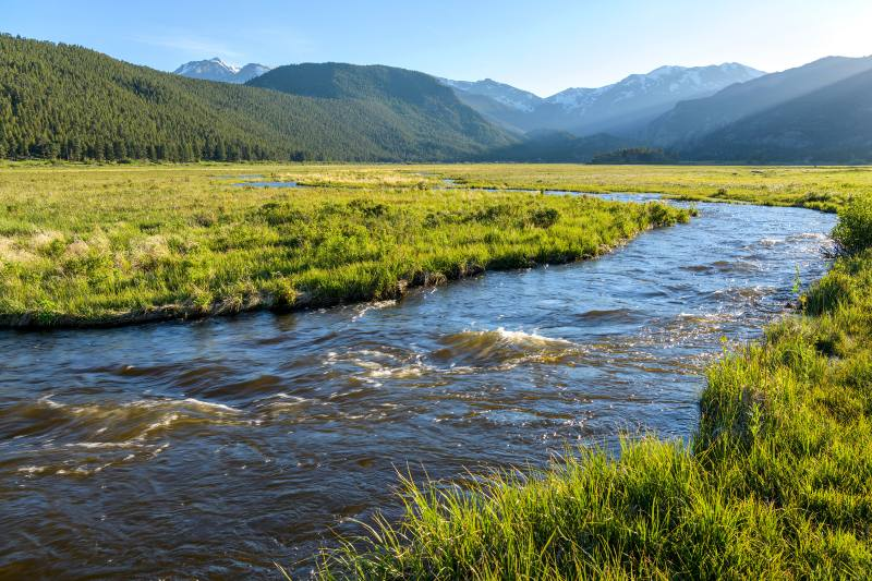 ¿Cómo han cambiado los ríos del mundo por el cambio climático?