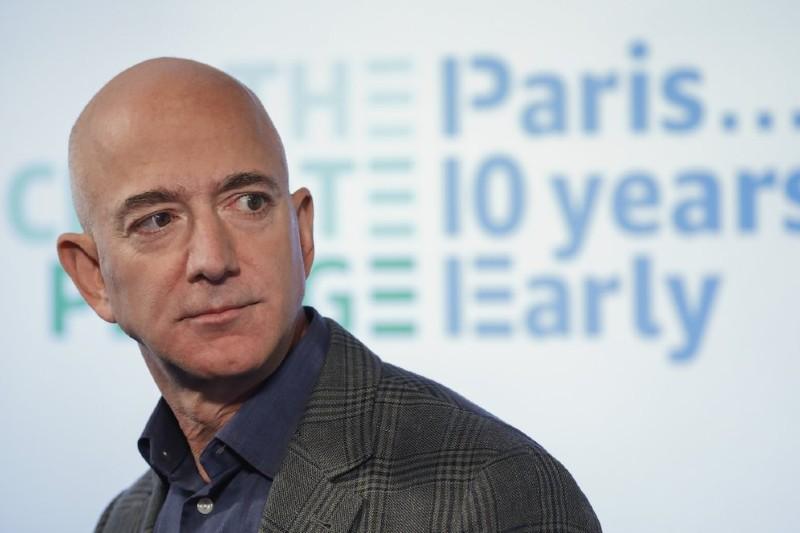 Jeff Bezos invertirá $10 mil millones en cambio climático para 2030