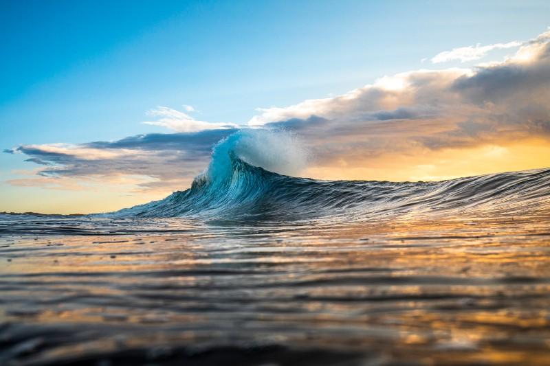Océanos alcanzan temperaturas récord