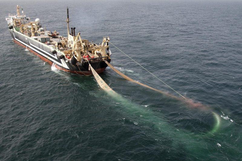 La pesca de arrastre produce más contaminación que los viajes aéreos