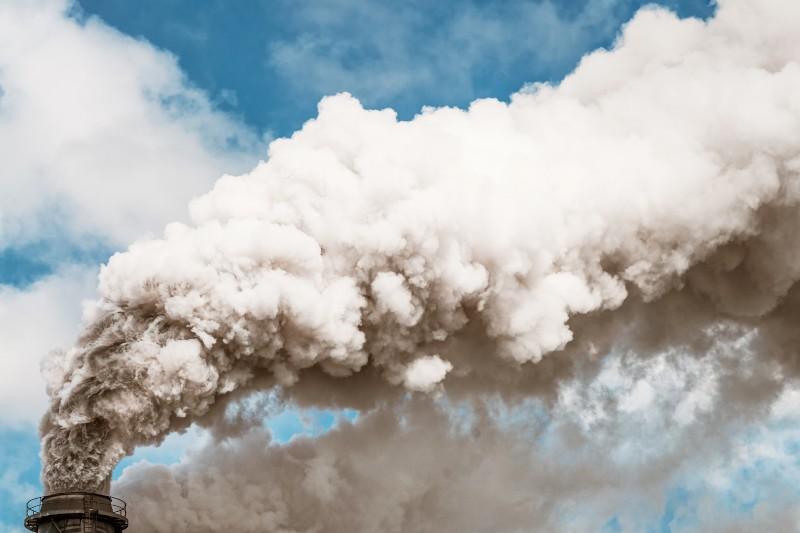 Dióxido de carbono aumenta en la atmósfera